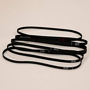 5pcs//LOT 2GT 400//440//488 Closed Loop Rubber GT2 400mm//440mm//488mm Timing Belt Width 6mm//9mm//10mm//12mm//15mm for 3D Printer 400mm DORLIONA 6mm