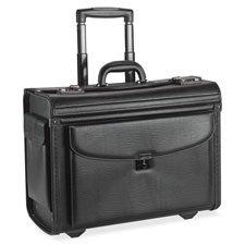(Rolling Laptop Catalog Case, 18