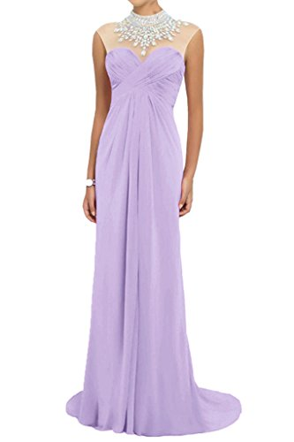 TOSKANA BRAUT - Vestido - trapecio - para mujer Purple - Lila