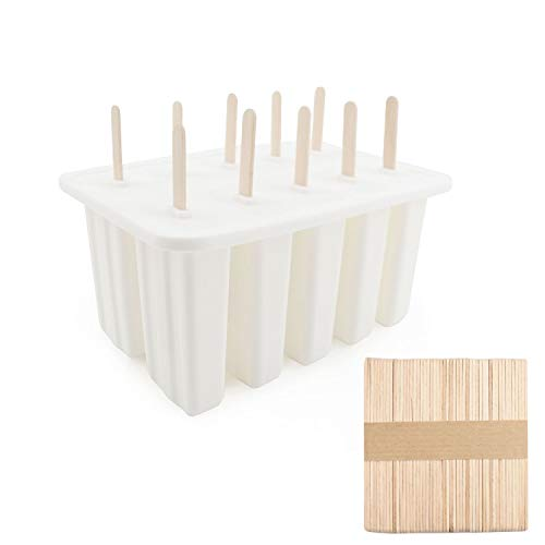 ice cream bar mold silicone - 6