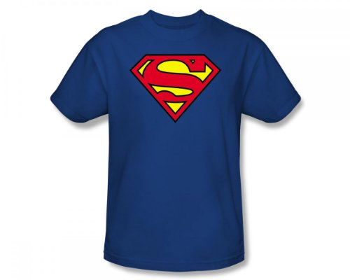 DC Comics Superman Classic Logo Men