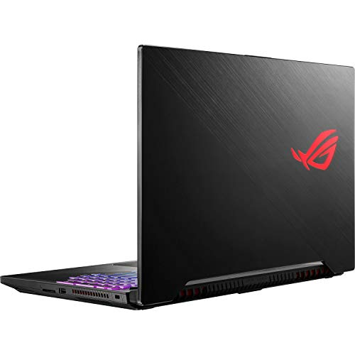 "ASUS ROG Strix Hero II GL504GM-DS74 Premium Gaming and Business Laptop (Intel 8th Gen i7-8750H 6-core, 16GB RAM, 1TB HDD + 512GB PCIe SSD, 15.6"" 144Hz IPS-Type Slim Bezel FHD, GTX 1060, Win 10 Home)"