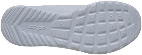 adidas Cloudfoam Qt Racer W, Zapatilla de Deporte Weiß
