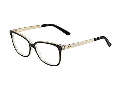 Gucci - Monture de lunettes - Femme - Multicolore - Talla única  Amazon.fr   Vêtements et accessoires d14eea383c02