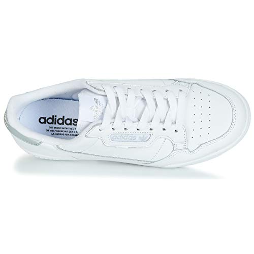 argento Adidas Ee8925 Per Sneakers White Bianco Continental Donna rrBqwnFEP