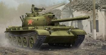 Kit di modello combattimento per veicoli militari del serbatoio leggero tipo PLA 62