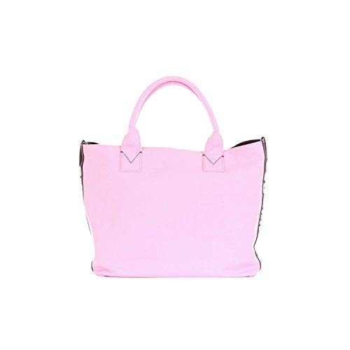 Rosa Shopper Pinko Bolso Algodon 1h20dry4c9p36 Tipo Mujer EnxwqZY1