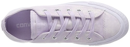 Baskets Mixte Rose Ox CTAS Converse 551 Grape Barely Silber Barely Adulte Grape T4CFpqw
