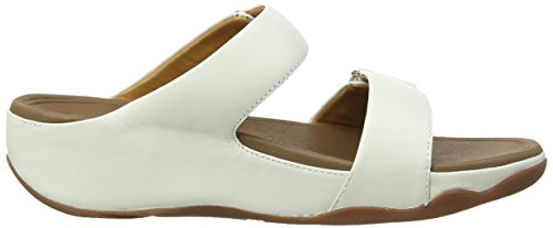 Fitflop Goodstock - Sandalias de vestir para mujer Blanco (Urban White)