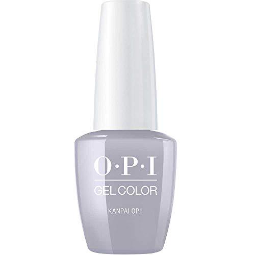 OPI GelColor, Kanpai OPI, 0.5 Fl. Oz. gel nail polish
