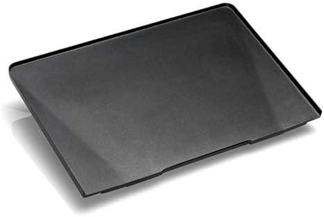 Cuisinart PL051E Plaque à plancha pour PL50E, plaque à griller simple, antiadhésive