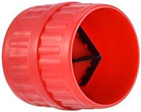 Diyeeni Anfaswerkzeug aus hartem Acrylrohr Einfache manuelle Anfaswerkzeugvorrichtung Computer-Wasserkühlsystem zum Schneiden runder Ecken von hartem Acrylrohr