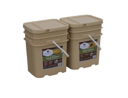 Wise Food 240 Serving Bucket - Entree and Breakfast Gourm...