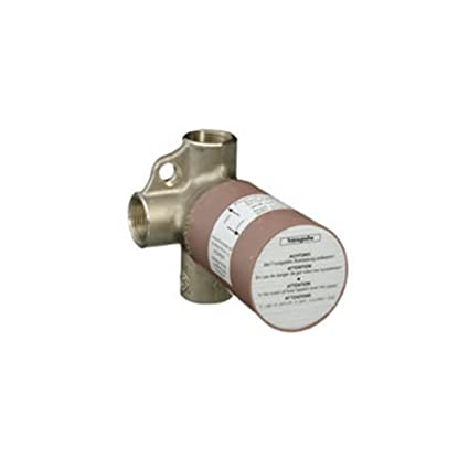 Hansgrohe Trio Shut-Off And Diverter Valve???DN20???, 15981180 by ...