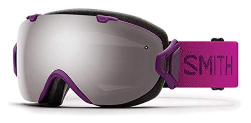 - Smith Optics I/Os Adult Snow Goggles - Monarch/Chromapop Sun Platinum Mirror