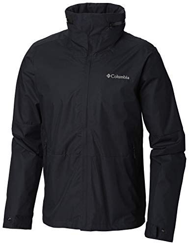 Columbia 防水透气 男式夹克