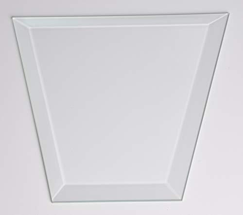 - Tempered Bevelled Glass Panes for Outdoor Gaslights FBG300-1 Pane