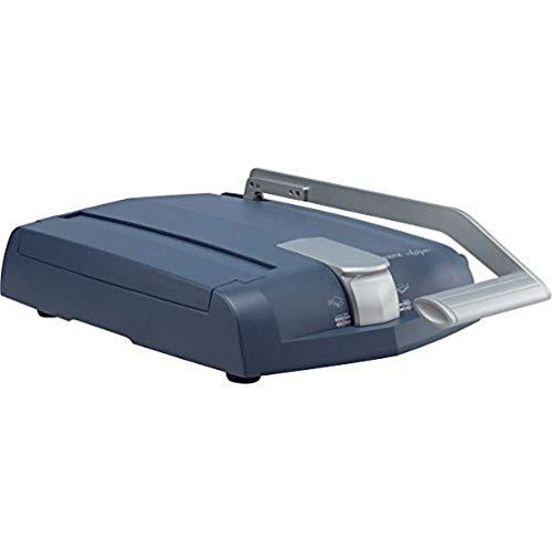 LEITZ 74470000 - Máquina de encuadernar ImpresBIND 140 color azul/plata