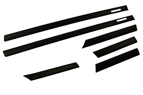 BODY SIDE MOLDING MOULDING TRIM for BMW 92-98 E36 M3 3-SERIES COUPE 2D 2 DOOR