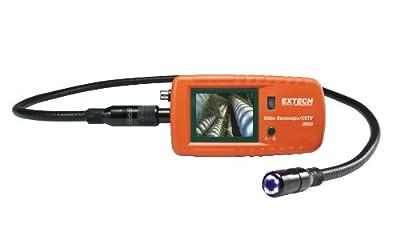 Extech BR50 Video Bore Scope/Camera Tester