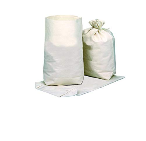 MMF Industries Square-Bottom Cotton Duck Shipping Bag, 14 x 22 x 6 Inches, 1 Each (231100506)