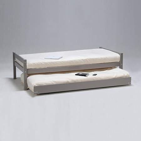 Alfred & Compagnie - Cama nido (90 x 190 cm, con cajones ...