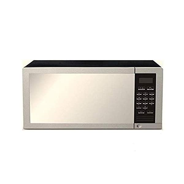Sharp R77 220V Stainless Steel Microwave Oven with Grill, 34 L, Stainless Steel (Not for USA) 1
