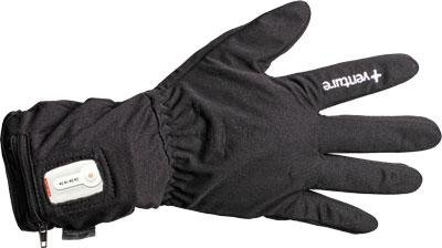 Venture Battery Powered Heated Glove Liners, Black, Size: XL SG-10 X by Venture