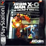 Iron Man and X-O Manowar