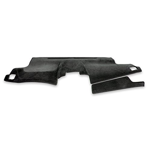 Coverking Custom Fit Dashcovers for Select Hyundai Santa Fe Models - Velour - Coverking Velour