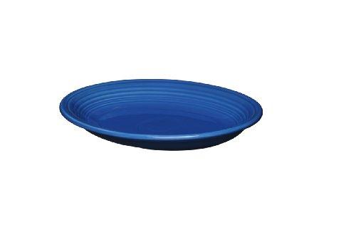 Homer Laughlin Serving Platter - Fiesta Oval Platter, 11-5/8-Inch, Lapis