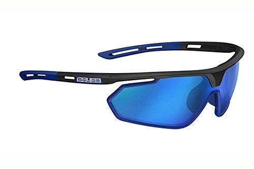 Salice Unisex - Erwachsene Sonnenbrille, Gr. One Size, Schwarz