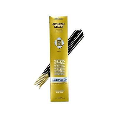 品質満点! Gonesh ~ Incense Sticks Gonesh ~ Wisteria [ Misc Sticks。] Misc。] B000Q6QZT8, ミトシ:94bdbdc7 --- egreensolutions.ca