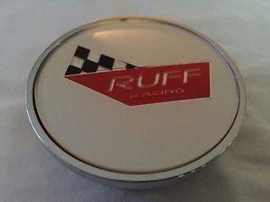 Rims Ruff Racing (RUFF Racing Wheel Center Cap 776C02-MB-207 NEW Rim MIddle)