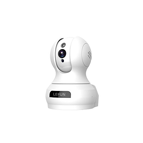 Lefun Wireless IP Security Camera Indoor Camera with Motion