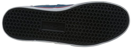C1RCA - Zapatillas de skateboarding para hombre multicolor parent, color azul, talla 44 EU M