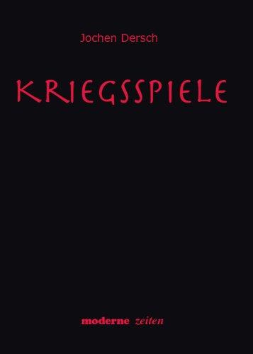 Kriegsspiele (German Edition)