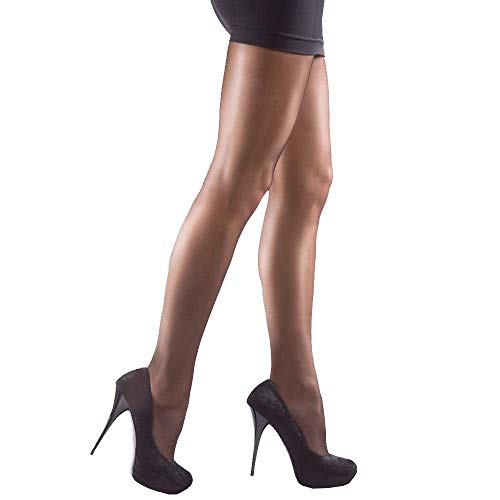 All sizes Gipsy Translucent Ultra Sheer Tights 10 /& 15  Denier Appearances