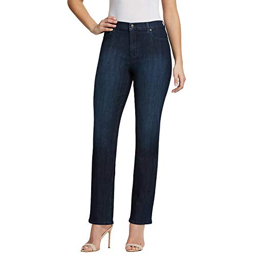 Gloria Vanderbilt Ladies' Amanda Stretch Denim Tapered Leg Jean Sizes 4-18 Short Length - 29