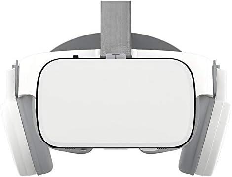 3D Glasses Vr Headset Cardboard Virtual Reality Glasses Wireless Vr Helmet for Smartphones