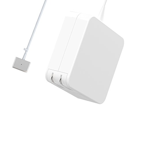 Huisoon Replacement Pro Charger, 60W Magsafe 2 T-Tip Power Adapter Charger for Pro with 13-inch Retina Display -After Late 2012 by Sunggo