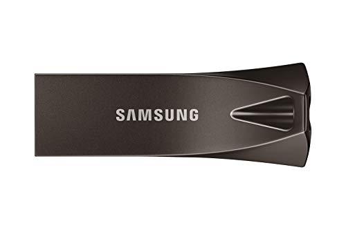 Samsung Flash Drive Unidad de Disco óptico Titanio Gris. 256 GB