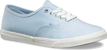 Zapatillas Vans Mujeres Authentic Lo Pro Skate Skyway / Blanc De Blanc