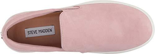 Steve Madden Suede Gills Sneaker Women's Blush pgwp41q