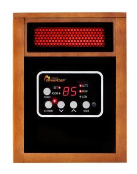 Dr Infrared Heater Portable Space Heater, 1500-Watt | 1500-Watt amzn_product_post Best Selling Dr Dr. Heater Heater Infrared Infrared Heaters Infrared Heaters Portable Space