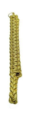 Shoulder Cords, JROTC & Honor Guards (Metallic (Marlow Cord)