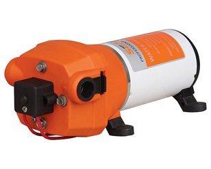 Seaflo 12v Water Pressure Pump 17 L/m 4.5gpm 40psi Motor Home / Caravan / Boat SFDP1-045-040-41