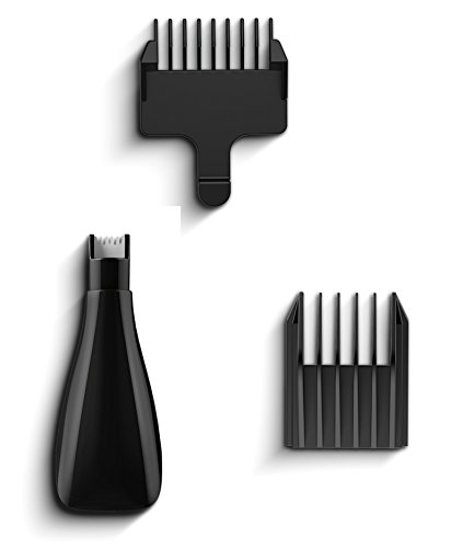 conair man all in one beard mustache trimmer battery operated. Black Bedroom Furniture Sets. Home Design Ideas