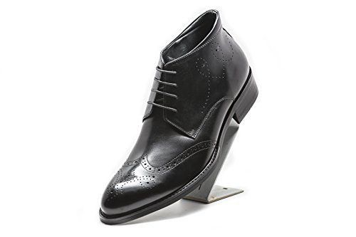 Grus (9, black) by Liam Michael Shoes