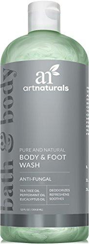 ArtNaturals Essential Bath and Body Wash - (12 Fl Oz / 355ml) - Tea Tree,...